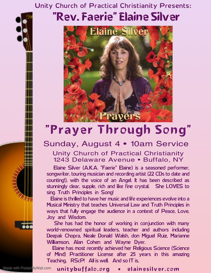 Prayer Through Song
