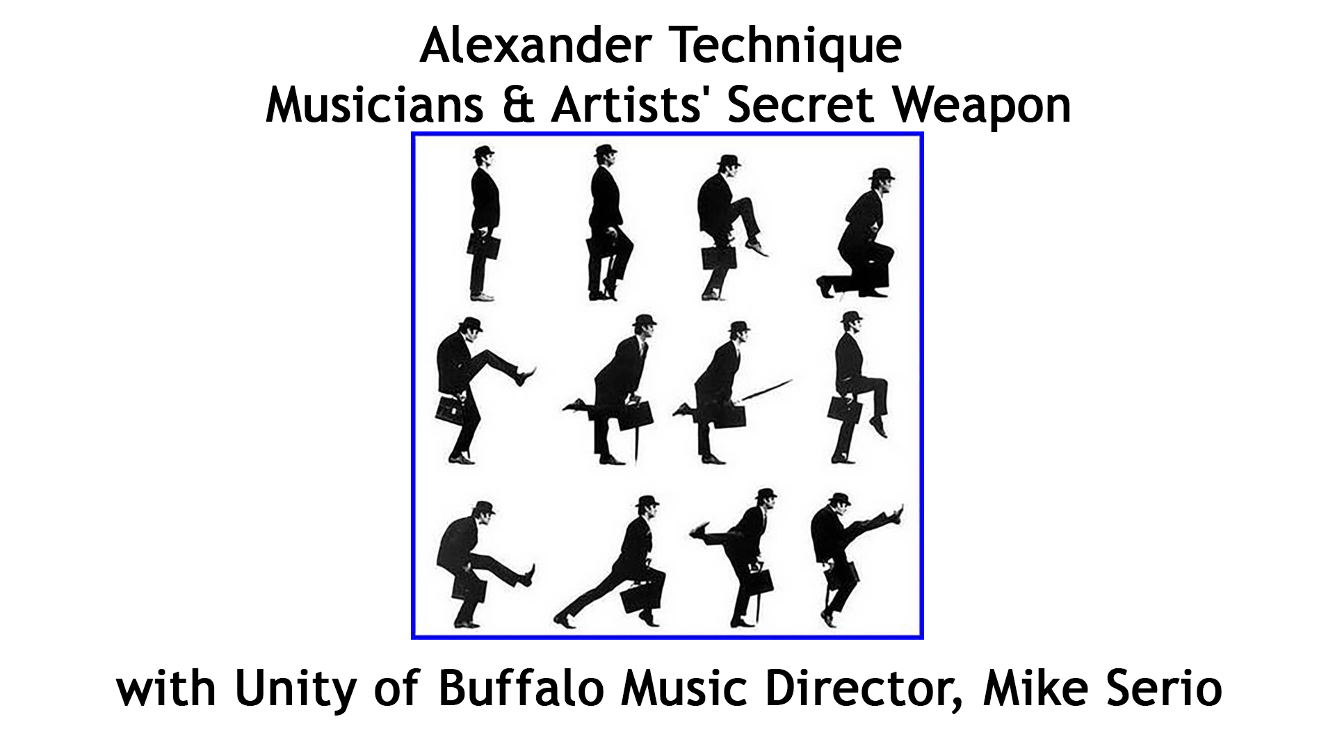 Alexander Technique with Mike Serio