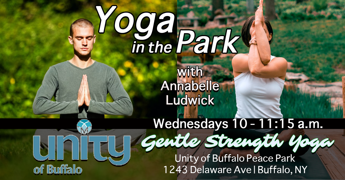 Yoga in the Unity Peace Park