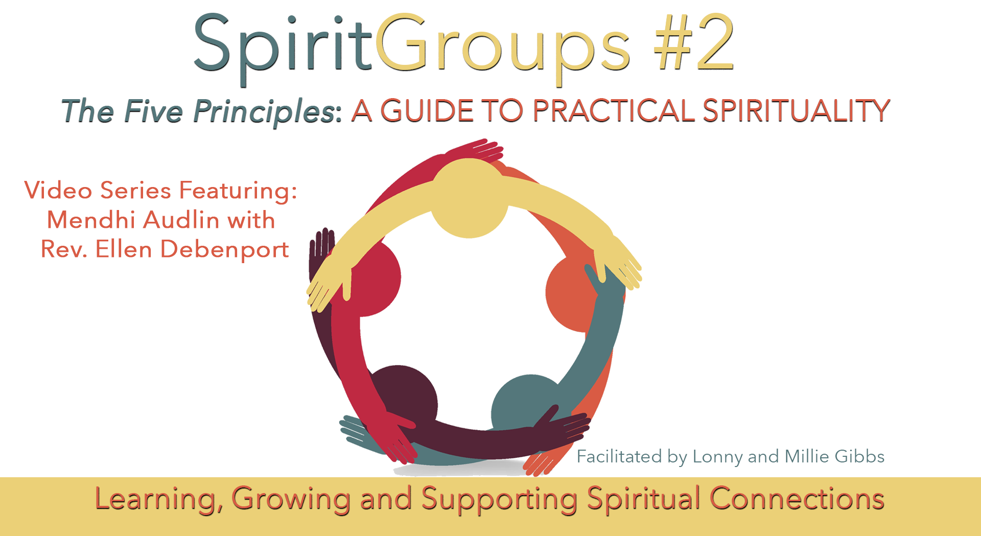 SpiritGroups at Unity of Buffalo - Series #2