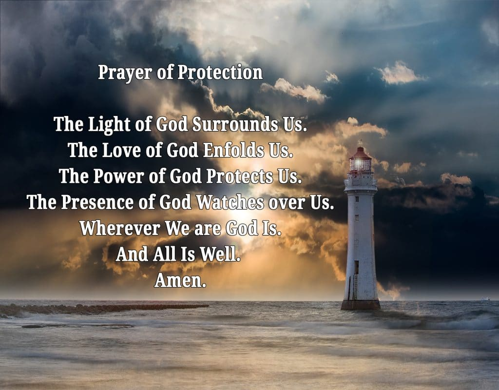 Unity Prayer of Protection