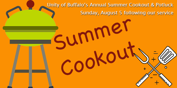 Unity of Buffalo Annual Summer Cookout