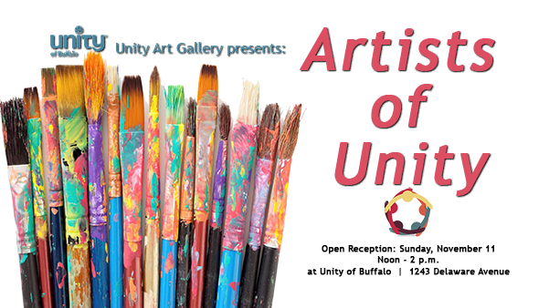 Unity of Buffalo Art Gallery November 2018