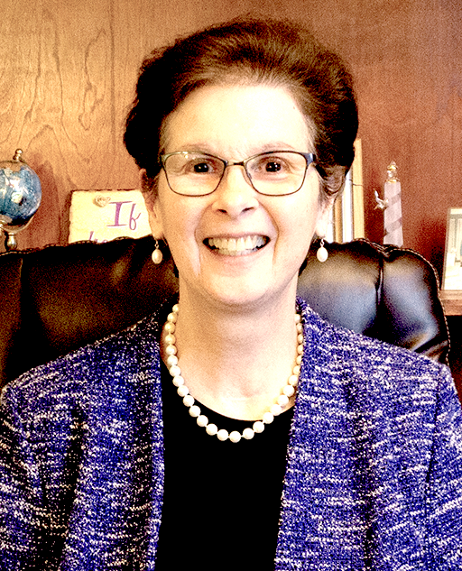 Rev. Mary Masters, Unity of Buffalo Senior Minister