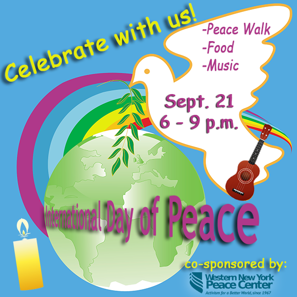 Unity of Buffalo - International Day of Peace 2017