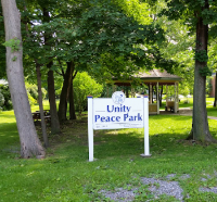 QiGong classes in the Unity Peace Park