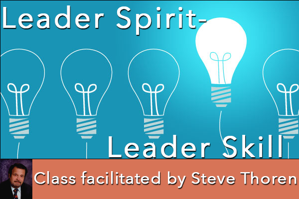 Leader Spirit - Leader Skill Class at Unity of Buffalo